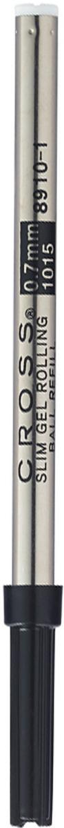 Cross Стержень для ручки-роллера Century Classic Click тонкий цвет чернил черный