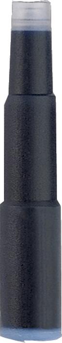 Cross Картридж для перьевой ручки цвет черный 6 шт black cross front halter backless sleevesless dress