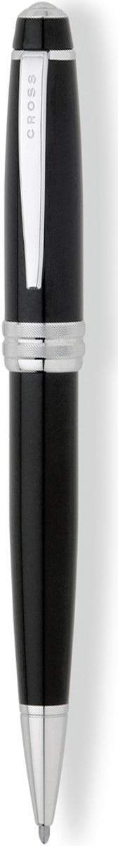 Cross Ручка шариковая Bailey черная цвет корпуса черный цена