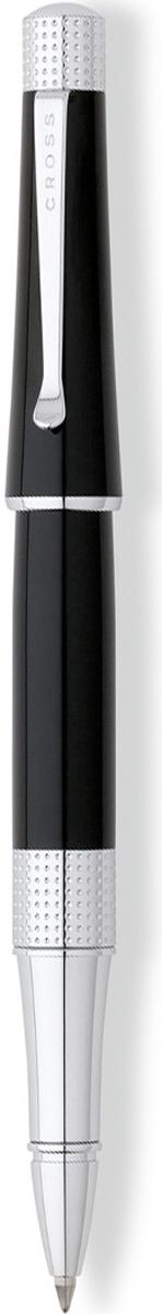 Cross Ручка-роллер Selectip Beverly черная цвет корпуса черный катушка индуктивности jantzen cross coil 16 awg 1 3 mm 0 38 mh 0 21 ohm