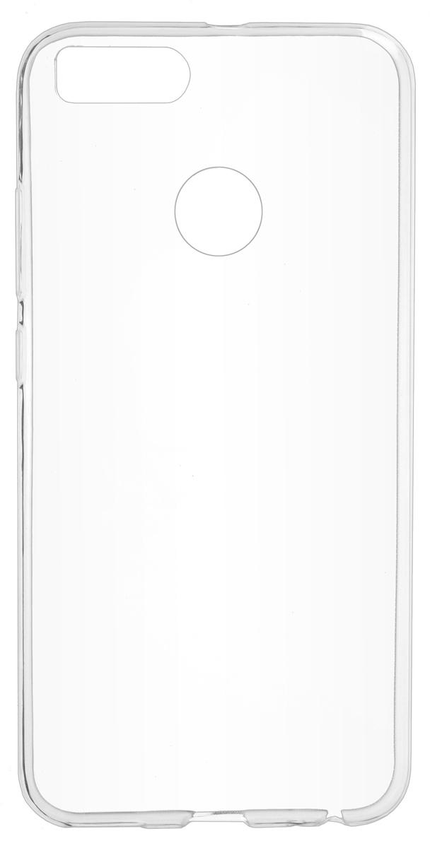 Skinbox Slim Silicone чехол-накладка для Xiaomi Mi 5X/A1, Transparent skinbox 4people slim silicone чехол накладка для xiaomi redmi 4a transparent
