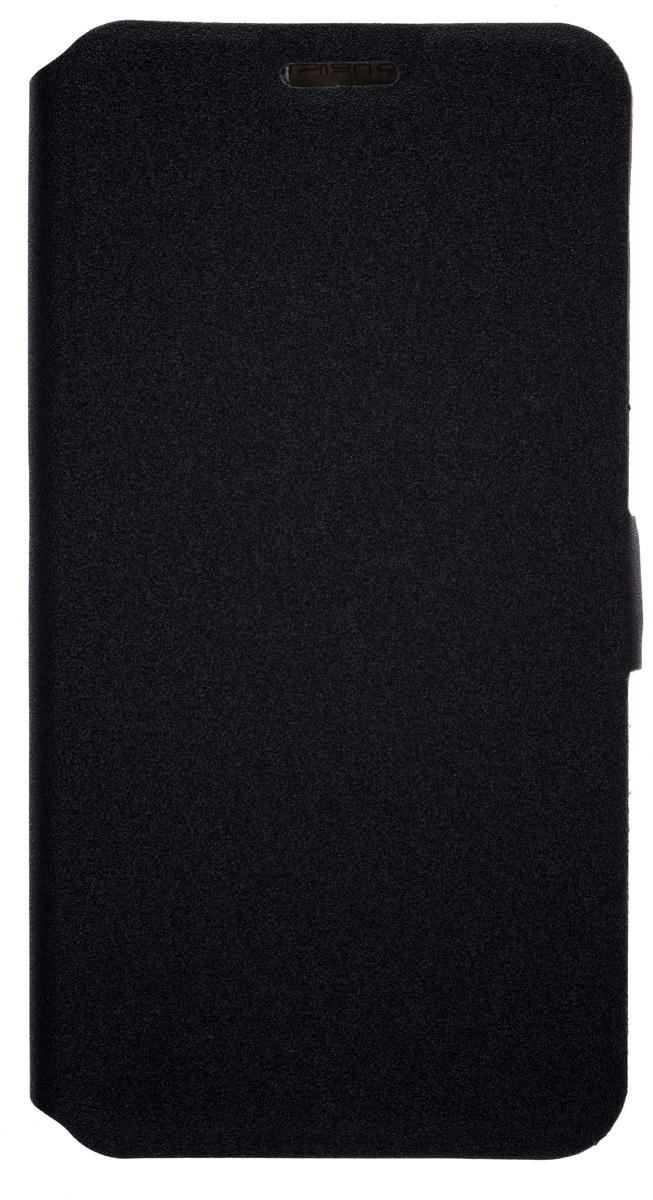 Prime Book чехол для Moto E4, Black prime book чехол книжка для meizu m5c red