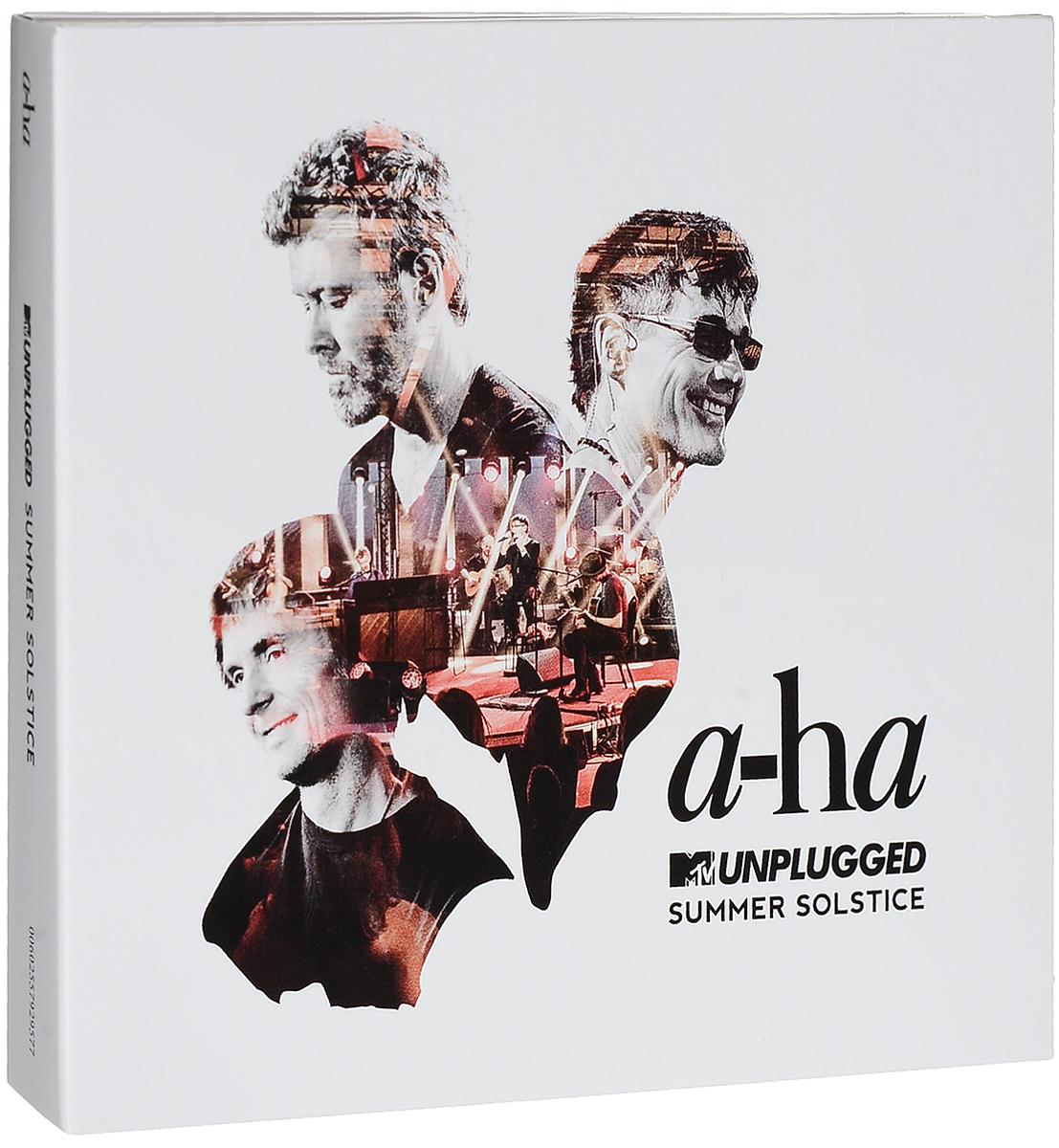 A-Ha A-ha. MTV Unplugged - Summer Solstice (2 CD + DVD)