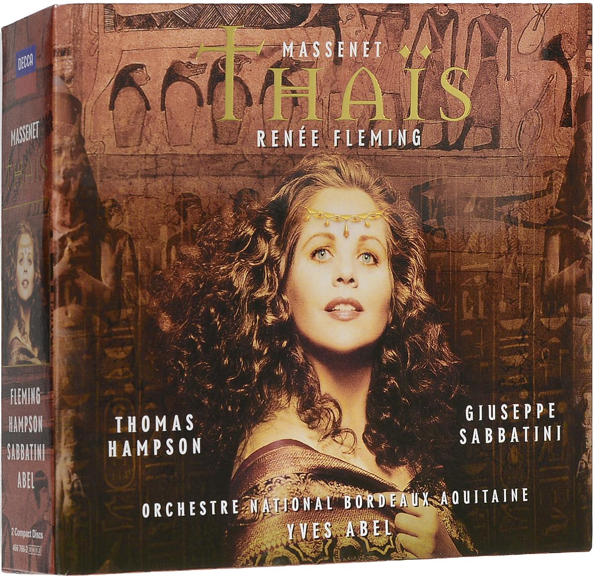FLEMING/BORDEAUX. MASSENET : THAIS massenet cendrillon 2 dvd
