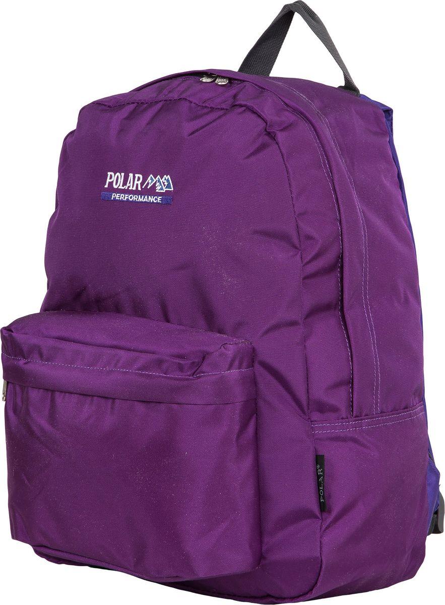 Рюкзак городской Polar, цвет: фиолетовый, 27,5 л. П1611-17 рюкзак городской polar цвет светло серый 13 л к9276