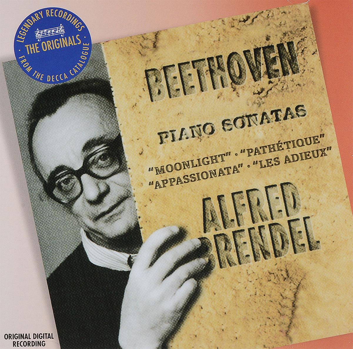 Альфред Брендель Alfred Brendel. Beethoven: Piano Sonatas альфред брендель alfred brendel schubert complete impromptus