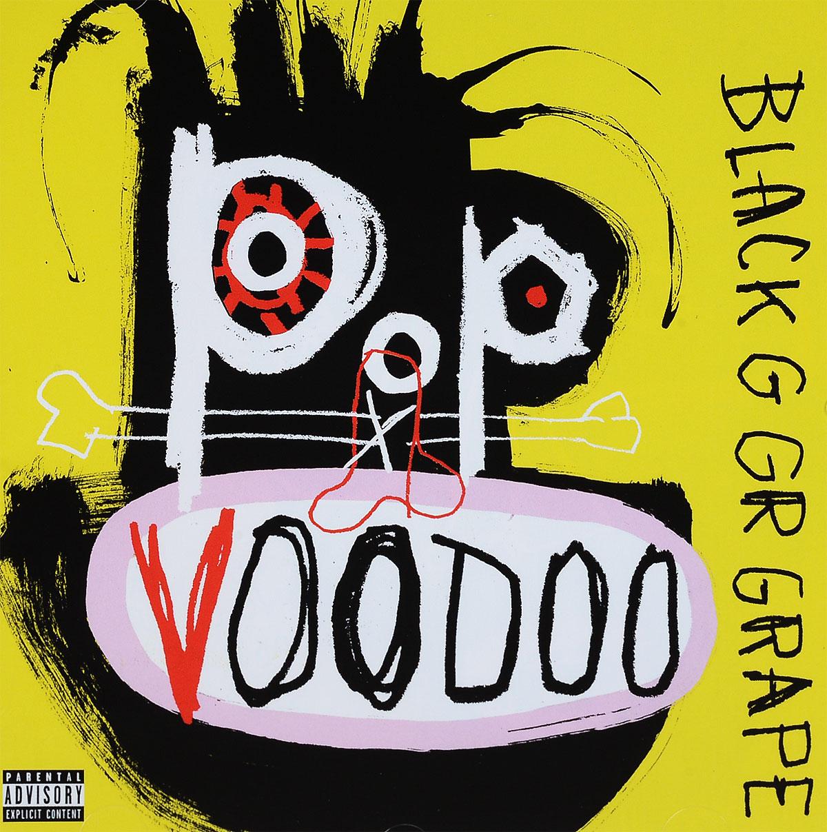 Black Grape Black Grape. Pop Voodoo manual grape pendant personality fashion popular long earrings
