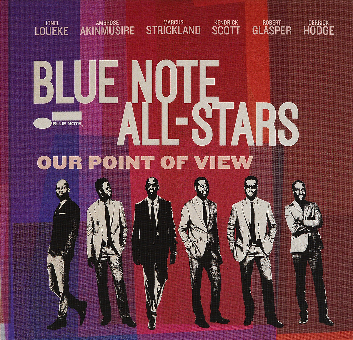 The Blue Note Blue Note All-Stars. Our Point Of View (2 CD) milky disco three to the stars 2 cd