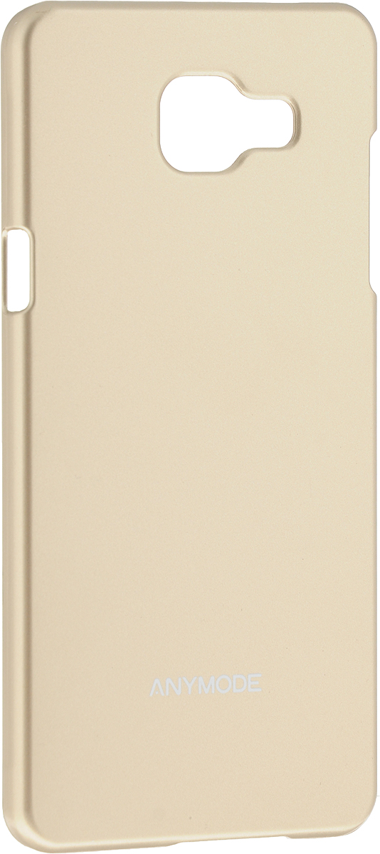 цена Anymode Hard Case чехол для Samsung Galaxy A5 2016, Gold
