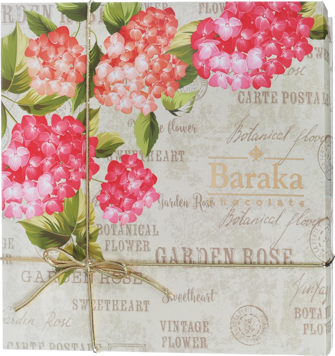 Baraka Нилу ассорти шоколадных конфет, 180 г