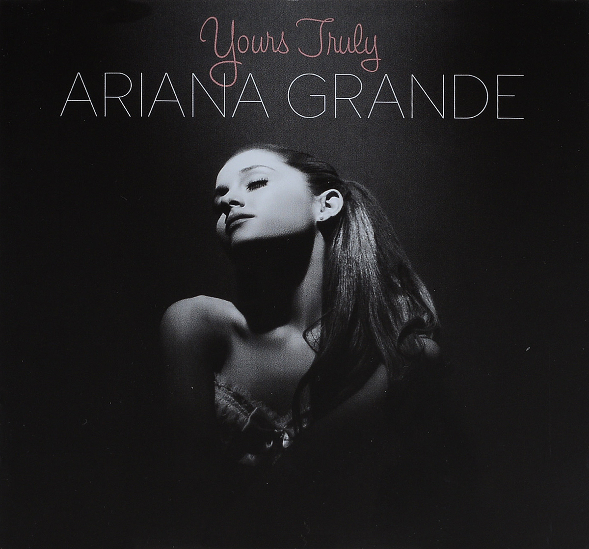 Ариана Гранде Ariana Grande. Yours Truly printio ariana grande
