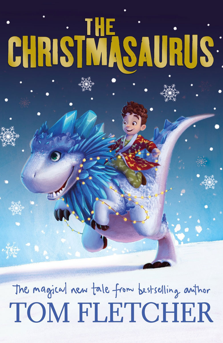 The Christmasaurus about a boy