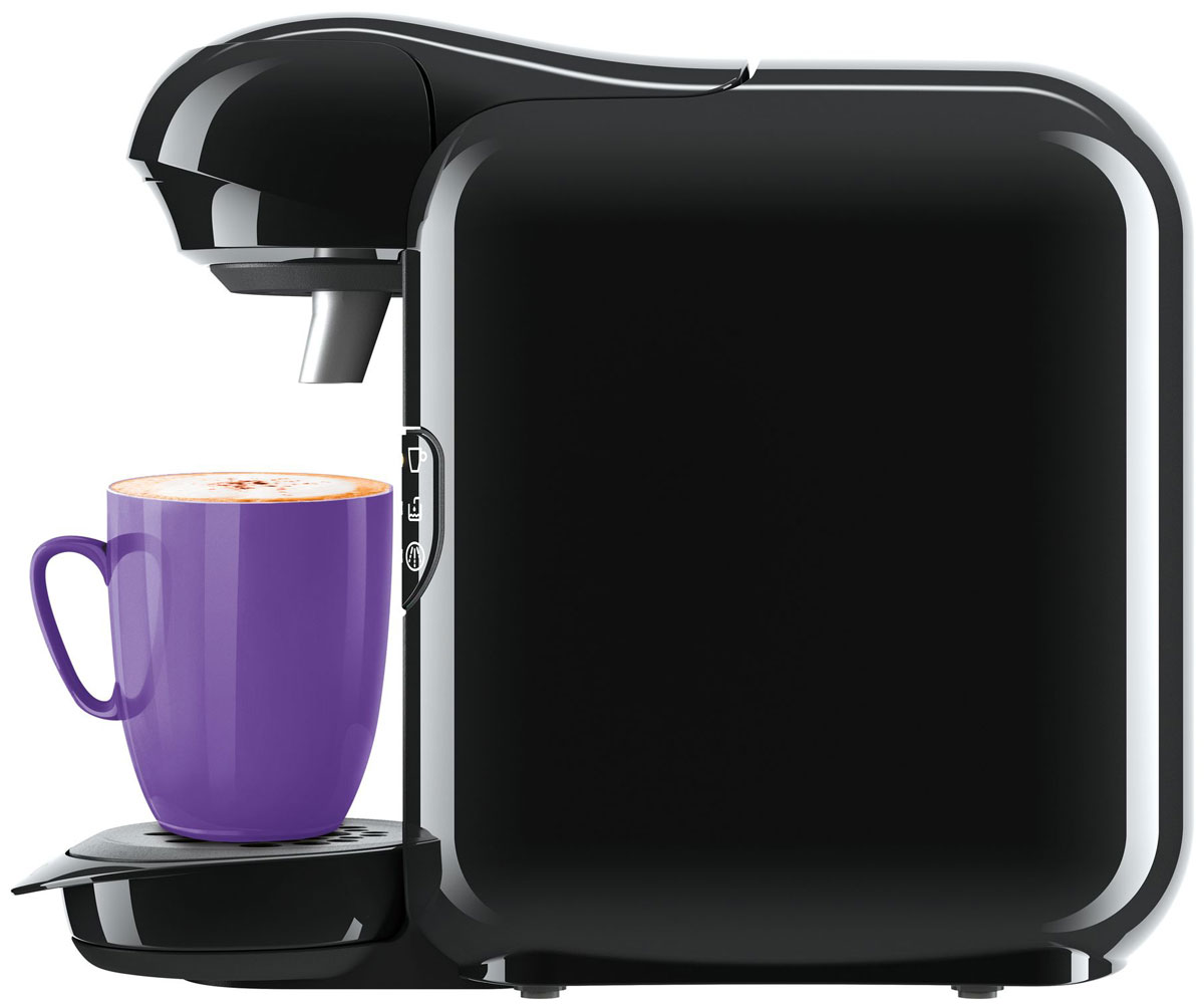 Капсульная кофемашина Bosch Tassimo Vivy II TAS1402, Black Bosch GmbH