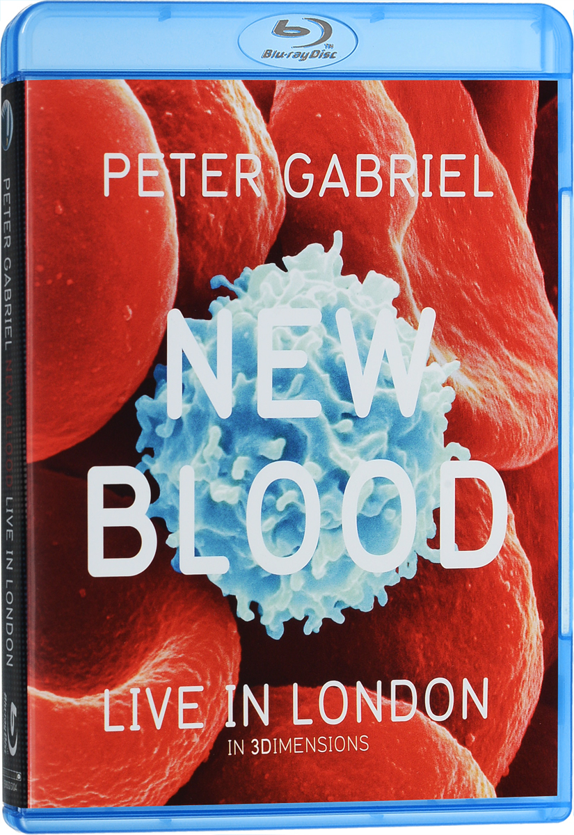 Peter Gabriel: New Blood: Live In London In 3 Dimensions (2 Blu-ray + DVD) 3 inches of blood 3 inches of blood long live heavy metal