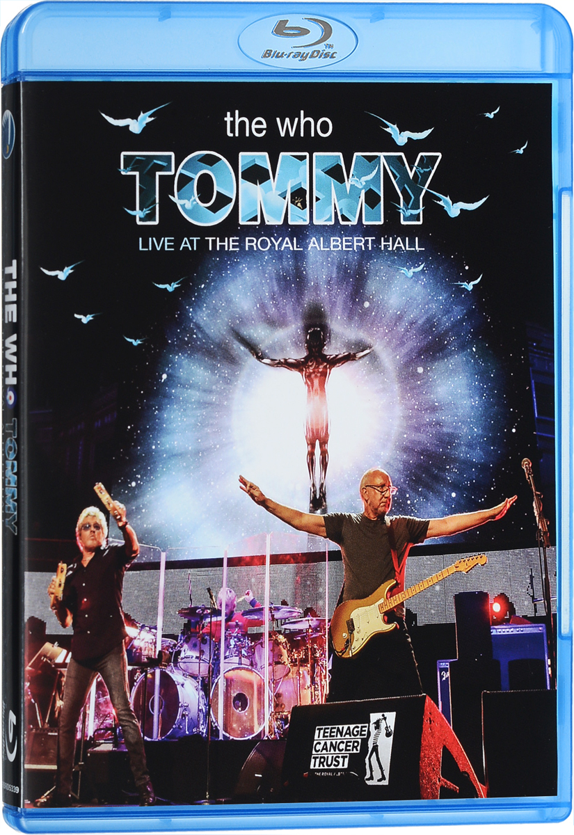 The Who: Tommy: Live At The Royal Albert Hall (Blu-ray) the who sensation the story of tommy