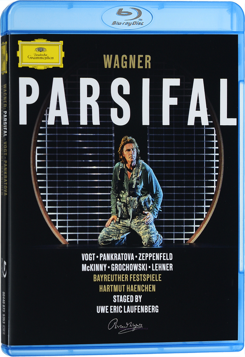 Bayreuth Festival Orchestra: Wagner: Parsifal (Blu-ray) michael prihoda the festival of guns