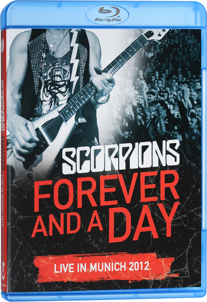 цена на Scorpions: Forever And A Day - Live in Munich 2012 (Blu-ray)