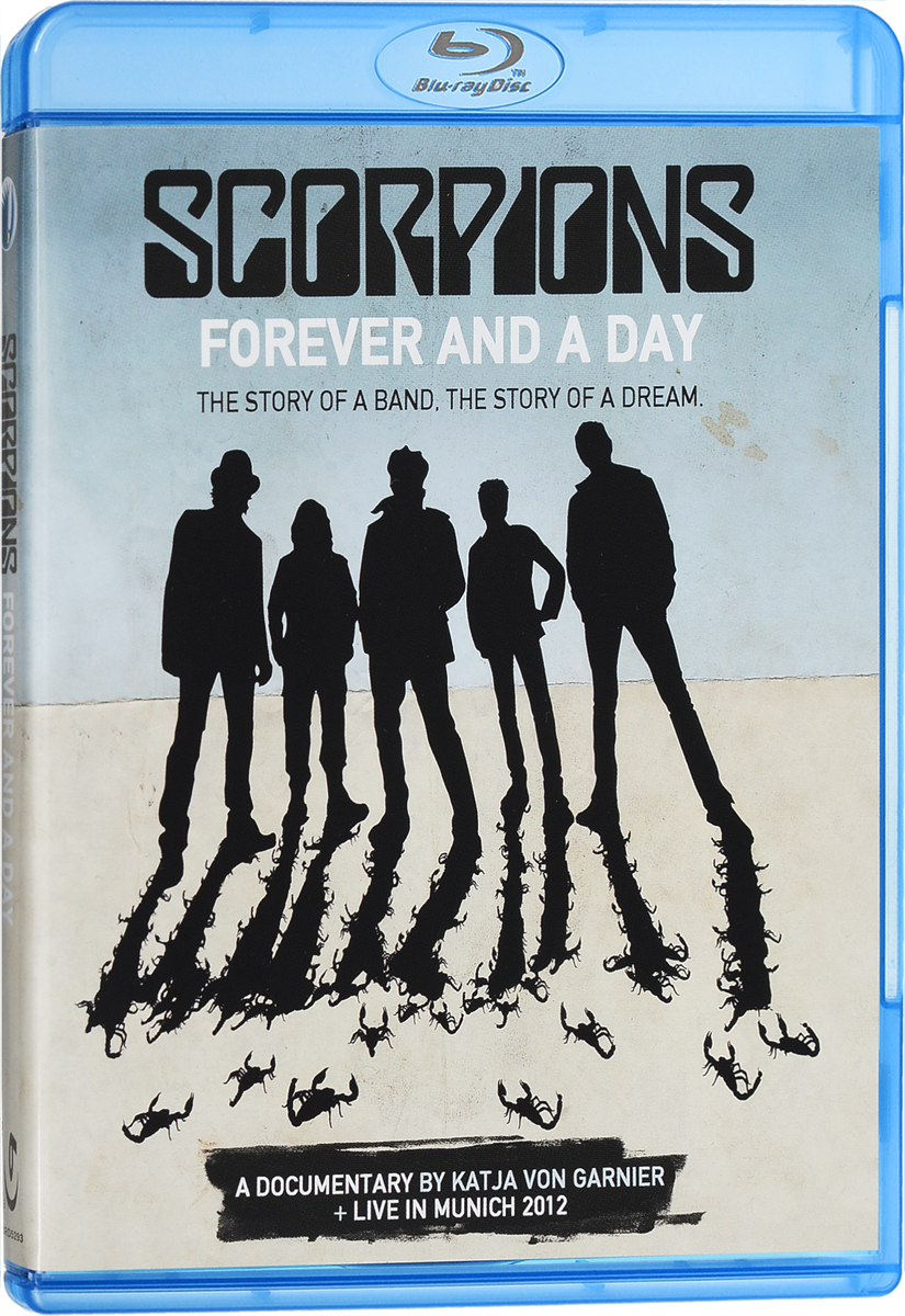 цена на Scorpions: Forever And A Day + Live in Munich 2012 (2 Blu-ray)