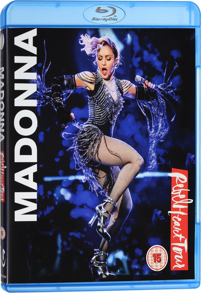 Madonna: Rebel Heart Tour (Blu-ray) jeruan new 7 inch video door phone intercom system doorphone video recording doorbell speaker intercom