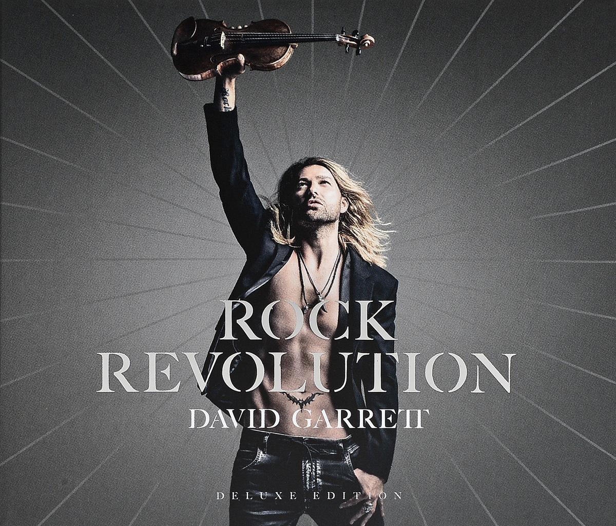 Дэвид Гарретт David Garrett. Rock Revolution (2 CD) david dresden cd