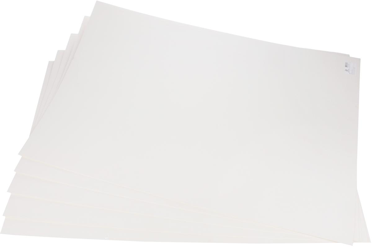 Картон пивной Decoriton немелованный 70 х 100 см 5 шт