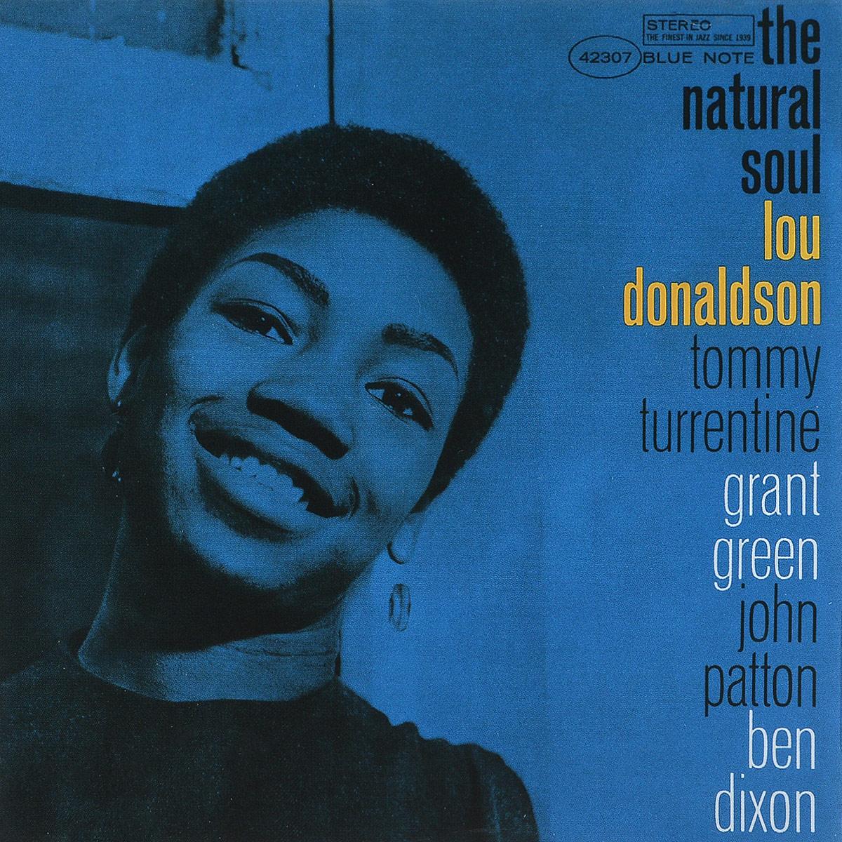Лу Дональдсон Lou Donaldson. The Natural Soul stephen r donaldson white gold wielder