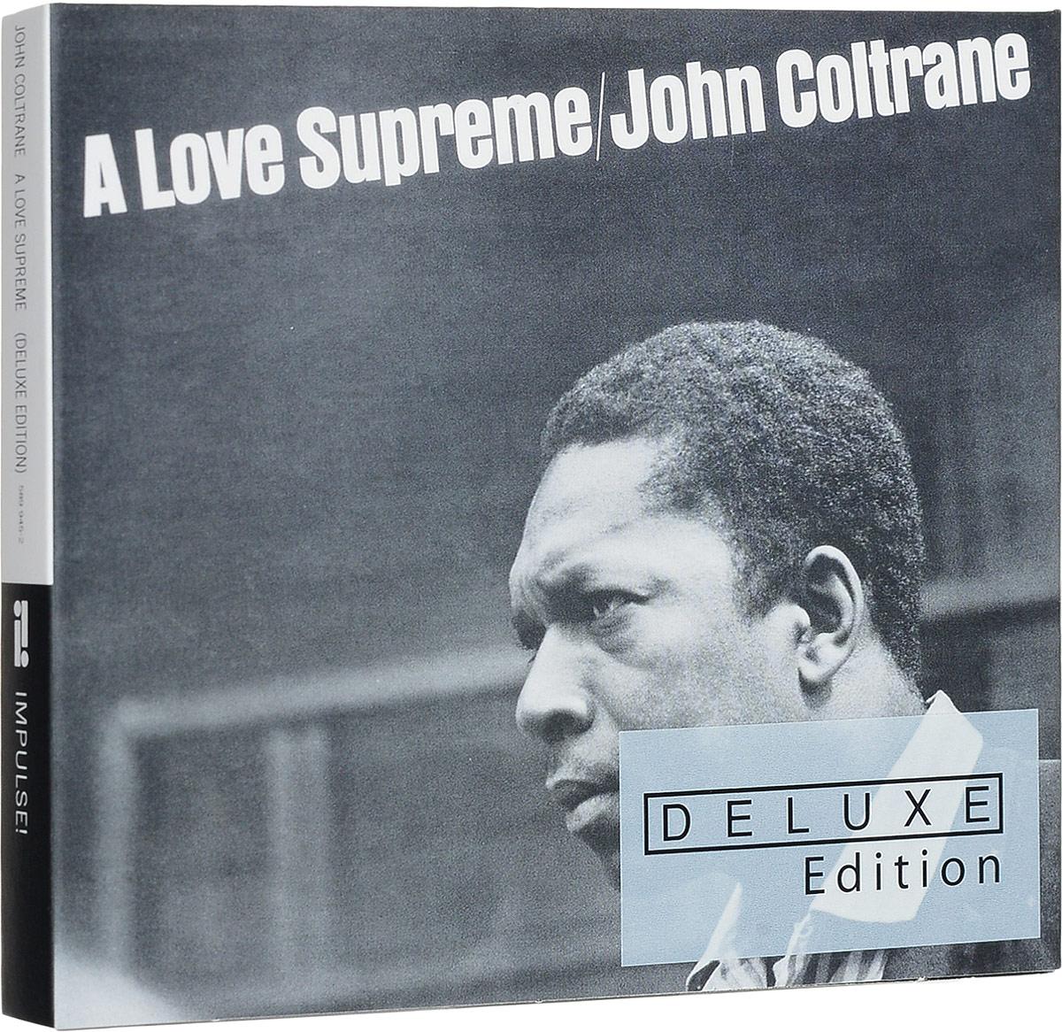 Джон Колтрейн John Coltrane. A Love Supreme (Deluxe Edition) (2 CD) джон колтрейн john coltrane giant steps the best of the early years 10 cd