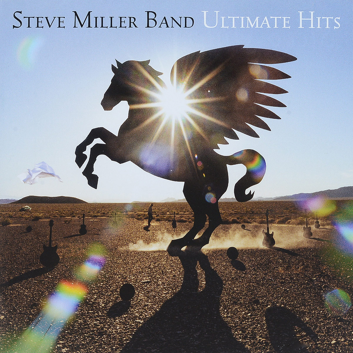 The Steve Miller Band Steve Miller Band. Ultimate Hits (2 CD) steve miller steve miller band fly like an eagle