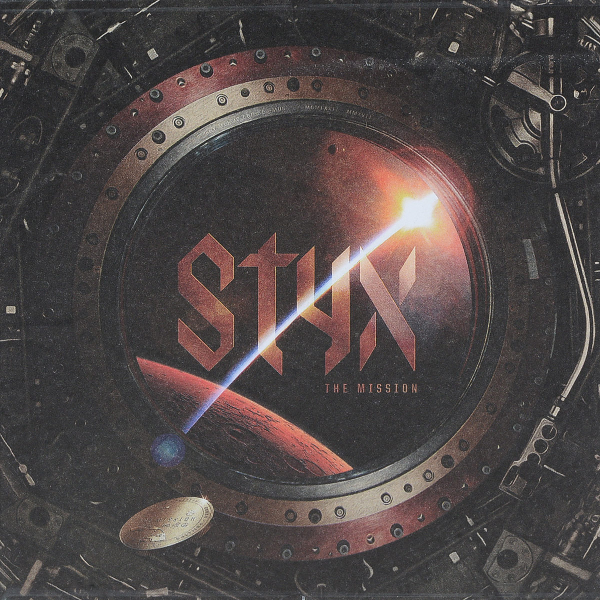 Styx Styx. The Mission styx styx equinox
