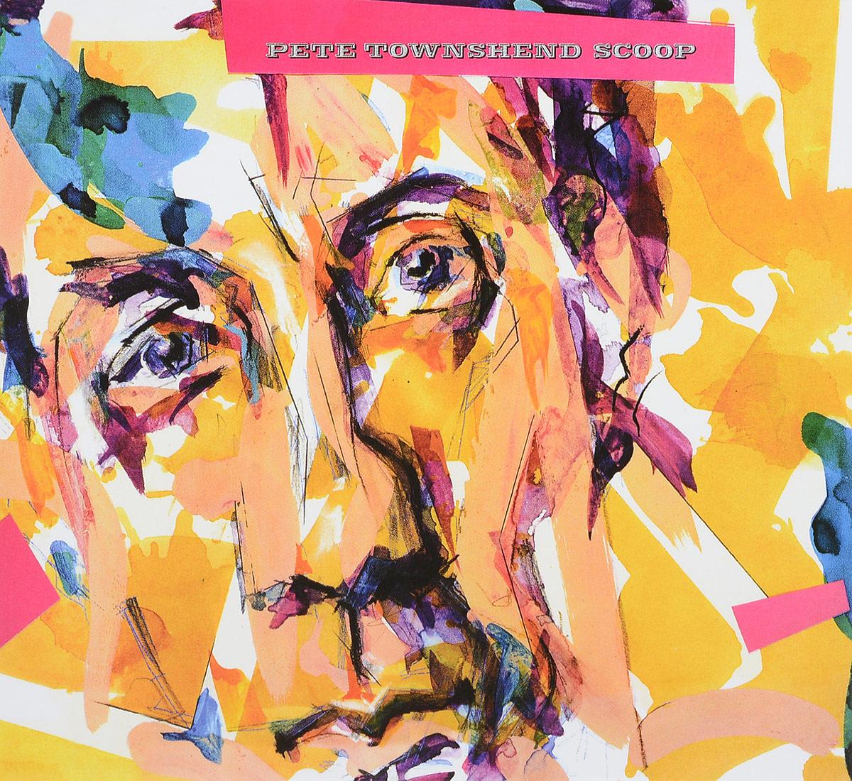 Пит Тауншенд Pete Townshend. Scoop 3 (2 CD) цена 2017