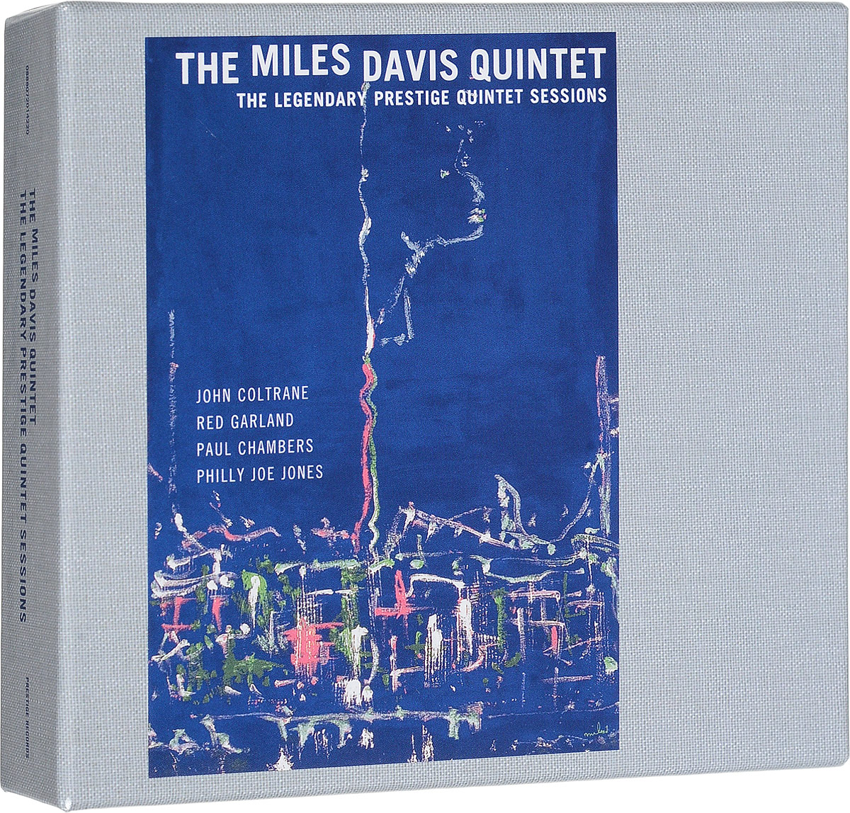 The Miles Davis Quintet. The Legendary Prestige Quintet Sessions (4 CD) eilenkrig crew quintet