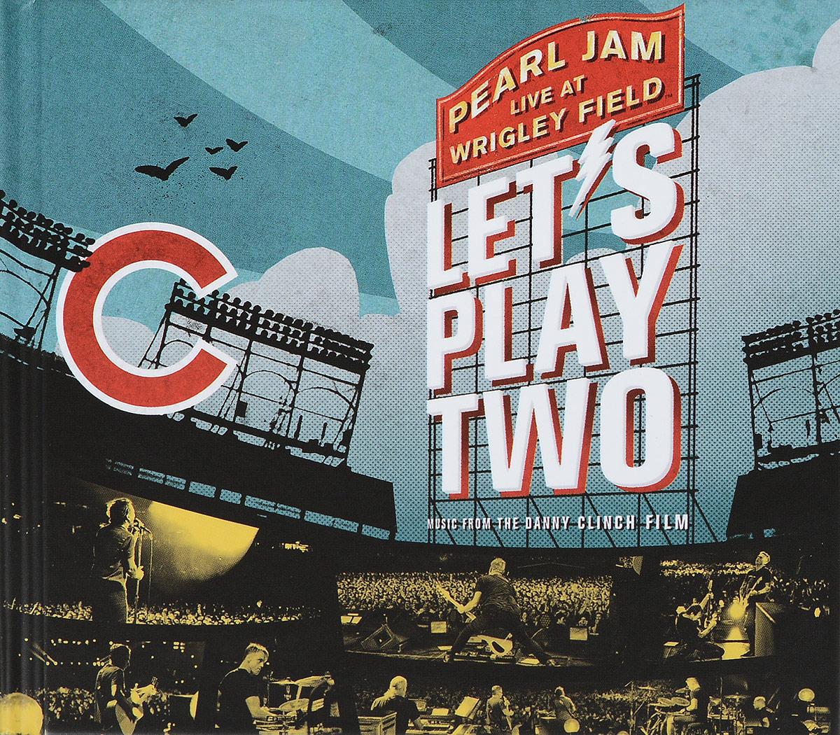 Pearl Jam Pearl Jam. Let's Play Two pearl jam pearl jam lightning bolt