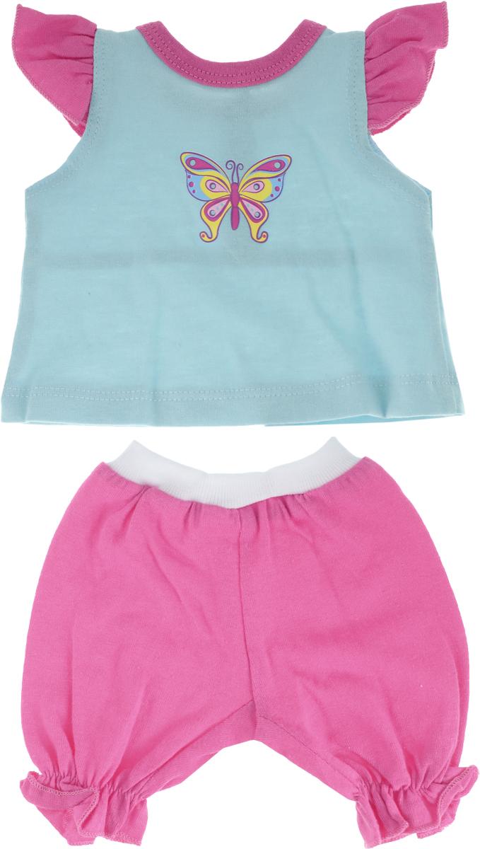 Mary Poppins Одежда для кукол Кофта и брючки Бабочка mary poppins одежда для кукол кофточка и шорты
