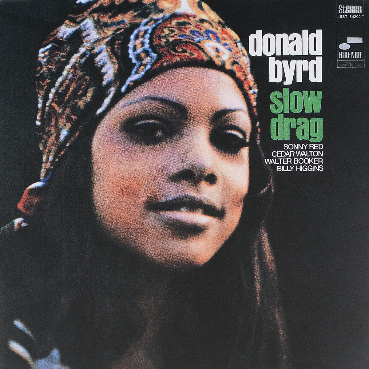 лучшая цена Дональд Берд Donald Byrd. Slow Drag
