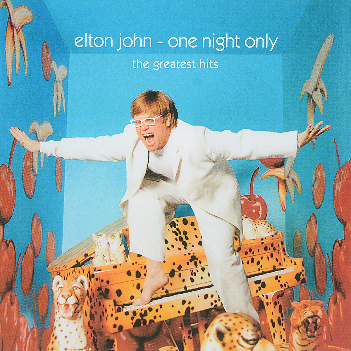 Фото - Элтон Джон Elton John. One Night Only elton john elton john one night only the greatest hits 2 lp