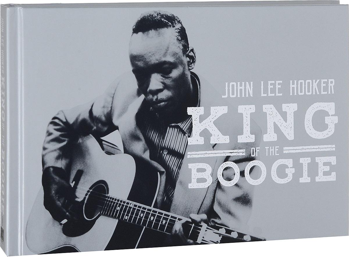 Джон Ли Хукер John Lee Hooker. King Of The Boogie (5 CD) джон ли хукер john lee hooker blues is the healer 10 cd