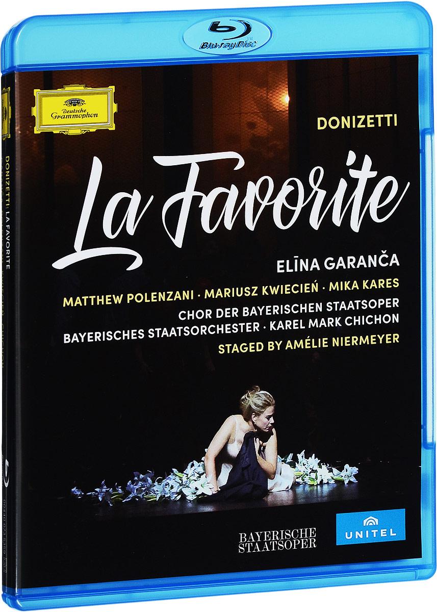 Elina Garanca. Donizetti: La Favorite цена