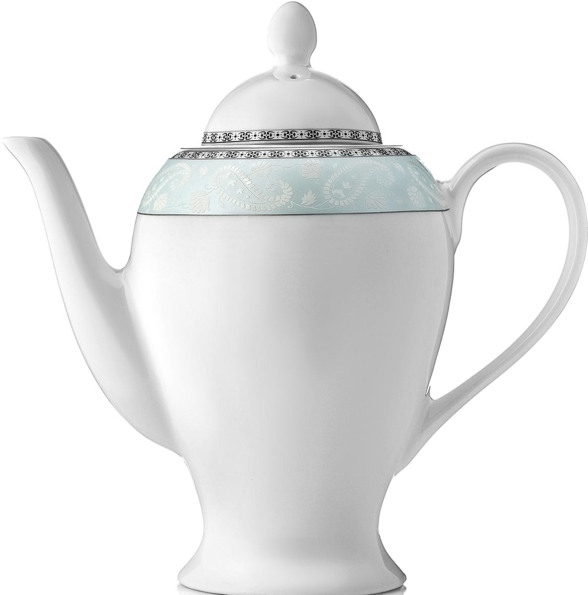 Чайник заварочный Esprado Arista Blue, 920 мл кружка esprado arista blue 350 мл