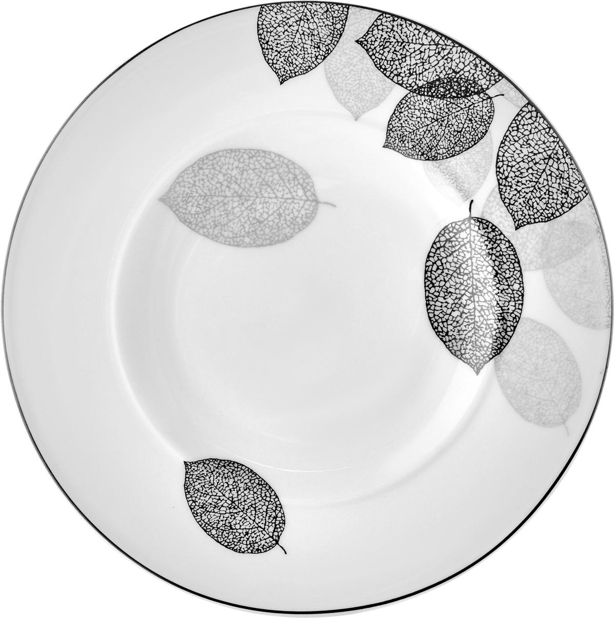 """Набор десертных тарелок Esprado """"Bosqua Platina"""", диаметр 18,5 см, 6 шт"""