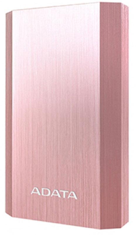 ADATA A10050, Pink Gold внешний аккумулятор (10050 мАч)