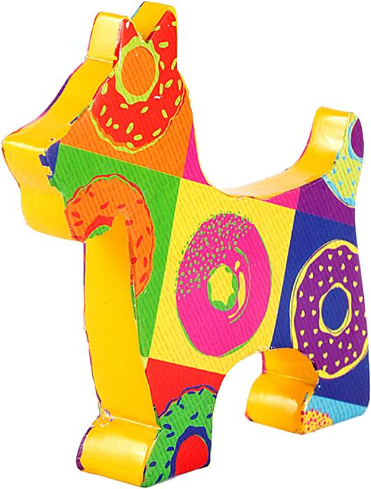 Фигурка декоративная Win Max Собачка, 12 х 3 х 12 см. 23420 шкатулка фолиант win max букет 17 х 12 х 6 см