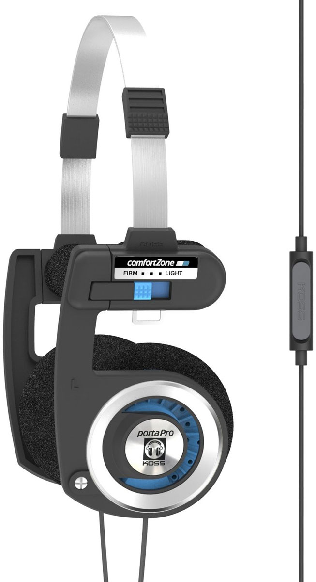 Koss Porta Pro with mic and remote наушники