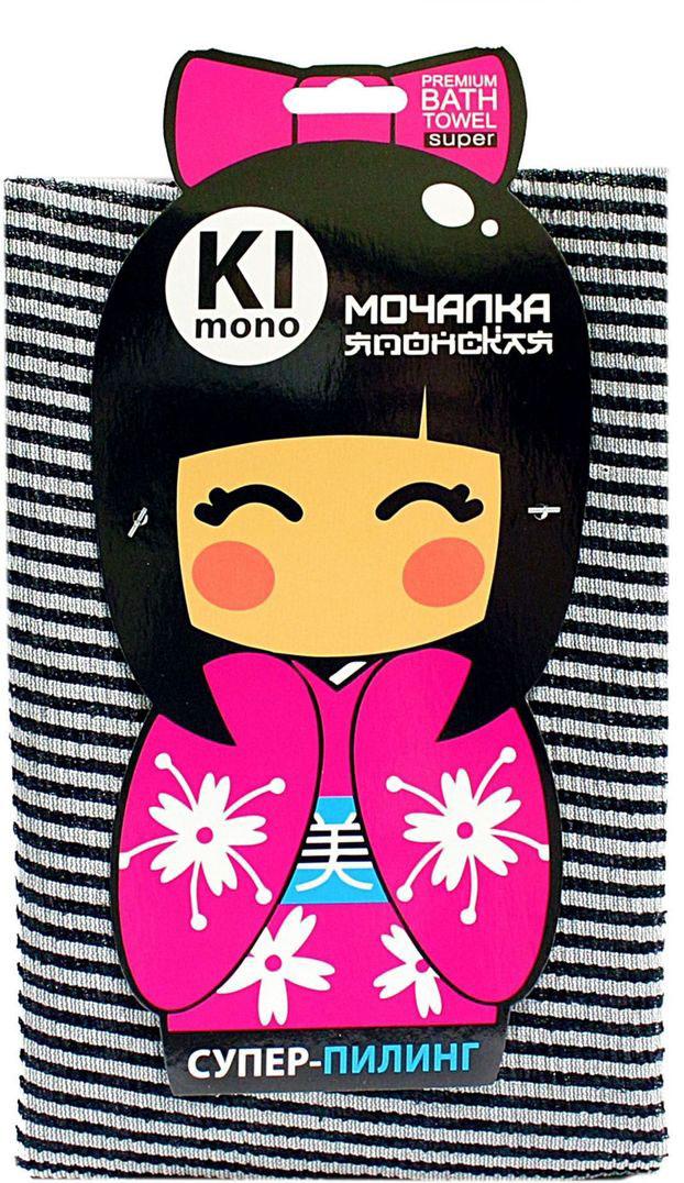 Мочалка-полотенце Eva Kimono, М34131, в ассортименте цена