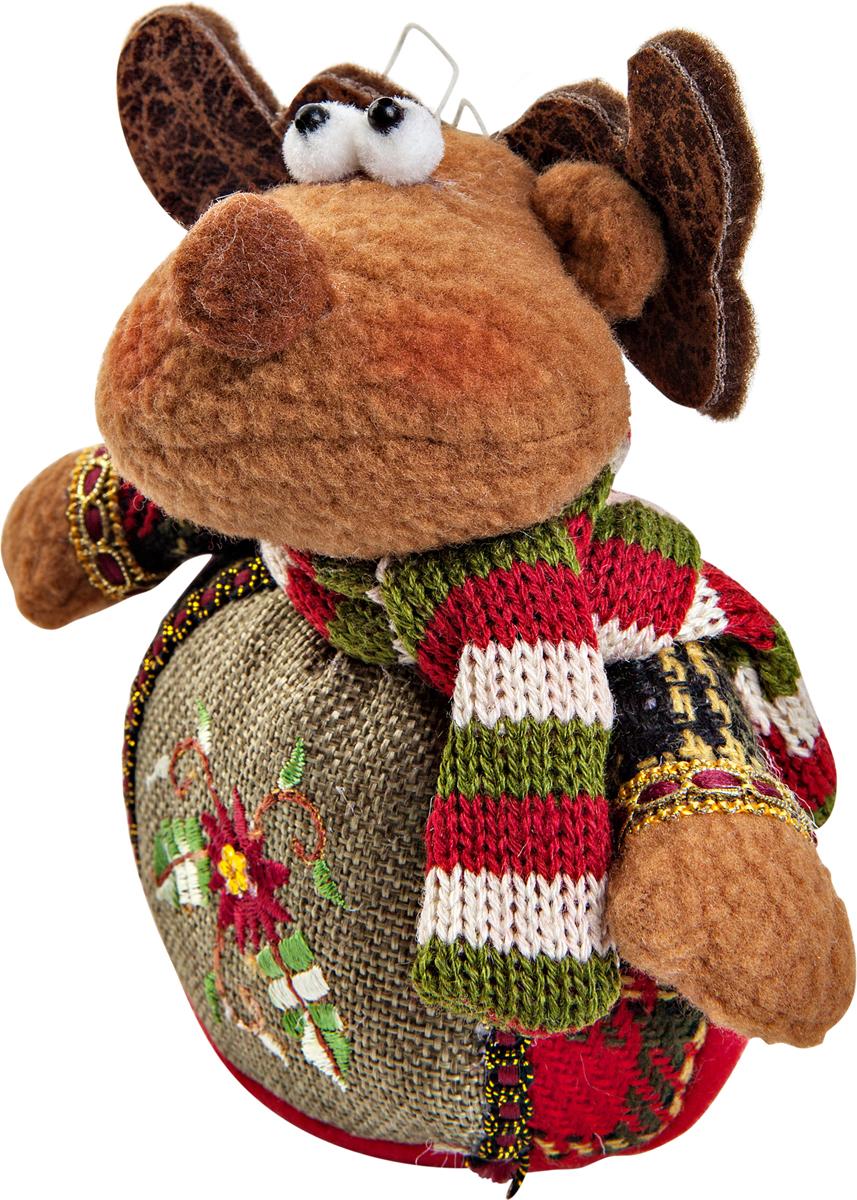 Игрушка новогодняя Mister Christmas Олень, высота 12 см игрушка новогодняя mister christmas игрушка новогодняя