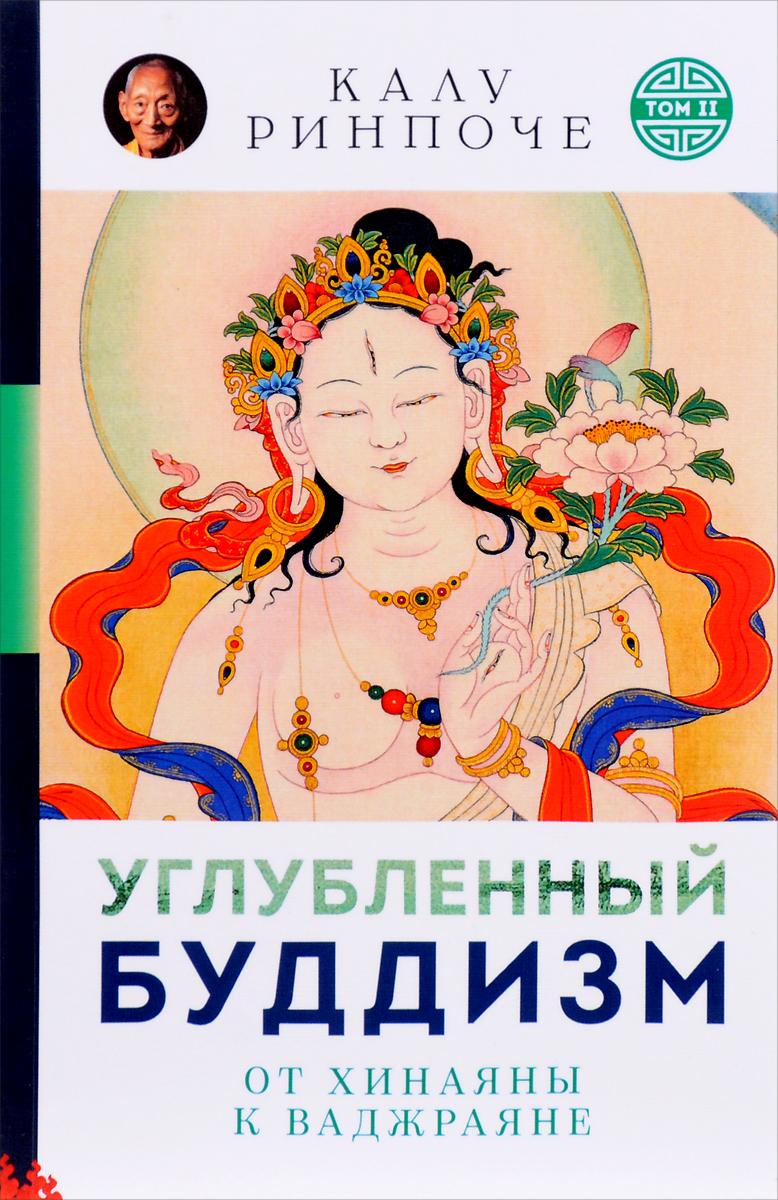 Калу Ринпоче Углубленный буддизм. Том 2. От Хинаяны к Ваджраяне калу углубленный буддизм от хинаяны к ваджраяне isbn 978 5 91994 073 9