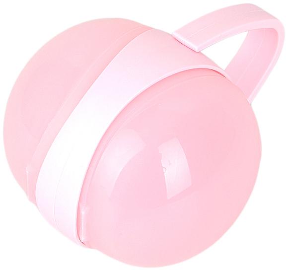 Suavinex Футляр для пустышки от 0 месяцев цвет розовый