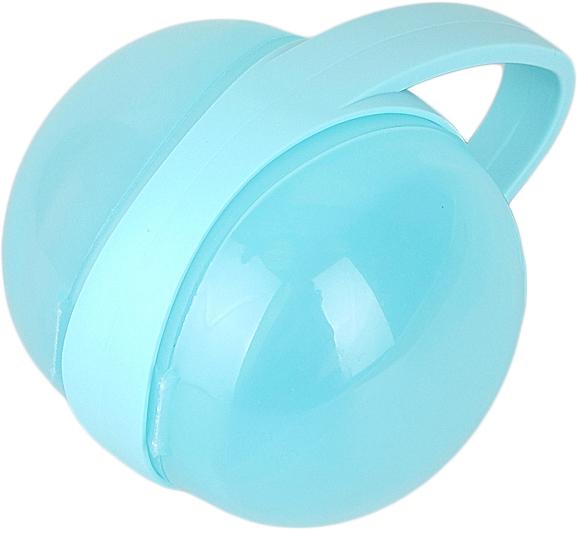 Suavinex Футляр для пустышки от 0 месяцев цвет голубой