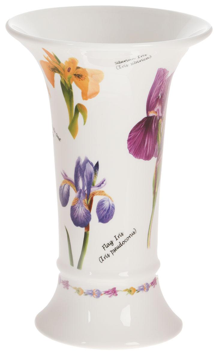 Ваза для цветов Букингем. Ирисы, высота 21,5 см ваза для цветов 21 5 см imari