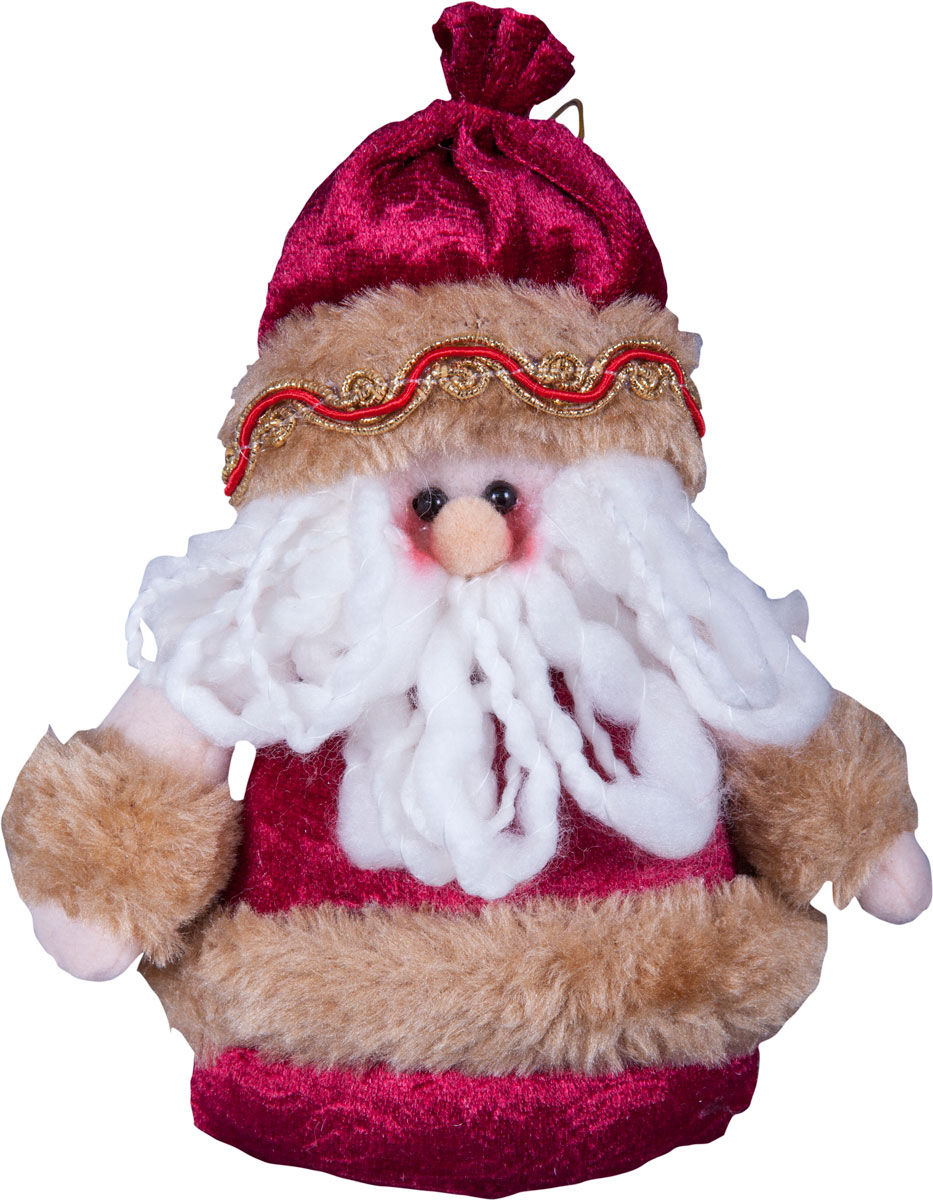 Игрушка новогодняя Mister Christmas Дед Мороз, высота 20 см игрушка новогодняя mister christmas игрушка новогодняя