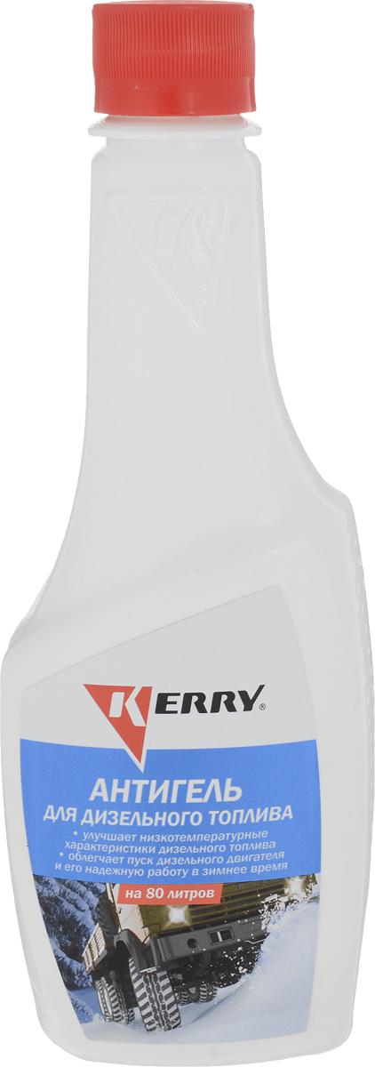 "Антигель для дизельного топлива ""KERRY"", на 80 л, 355 мл. KR-355"